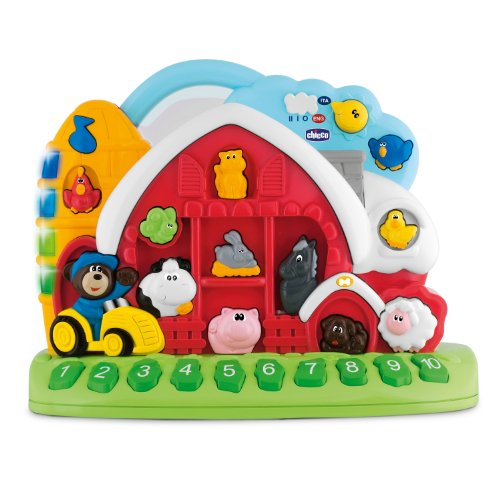 Chicco Talking Farm front-1068911