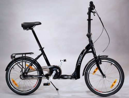 kaufen fahrr der kaufen edelweiss f4 folding bike. Black Bedroom Furniture Sets. Home Design Ideas