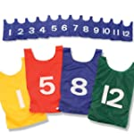 US Games 1040272 Numbered Nylon Pinni...