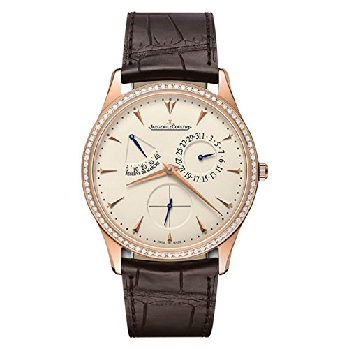 jaeger-lecoultre-mens-master-39mm-brown-leather-band-steel-case-automatic-white-dial-watch-q1372501
