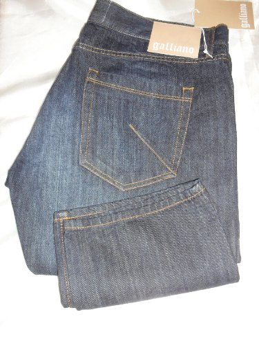 john-galliano-mens-blue-jeanssize-w34-new-tags-rrp-179