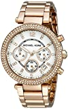 Michael Kors MK5491 39mm Gold Steel Bracelet & Case Women's Watch
