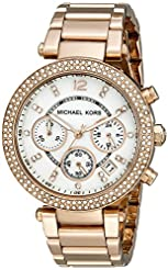 MK5491 Ladies Michael Kors Chronograph Bracelet Watch