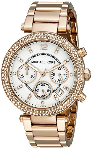 Michael Kors MK5491, Orologio da polso Donna