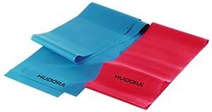 Hudora Fitnessbänder 2er Set