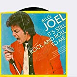 It's Still Rock And Roll To Me | Through The Long Night - Billy Joel (Columbia Records 1980) Very Good (3 out of 10) - Vintage 45 RPM Vinyl Record