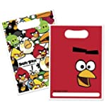 Angry Birds Party Bags, plastic, pack...