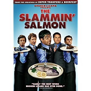 Amazon.com: The Slammin' Salmon: Michael Clarke Duncan, Jay ...