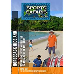 Sports Safaris Horseback Ride and Scuba Dive in the Marquesas Islands Land of Adventure