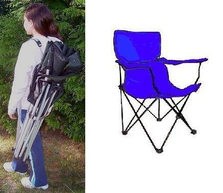 Awe Inspiring Click N Carry Folding Chair Carry Strap Camping Chair Gamerscity Chair Design For Home Gamerscityorg