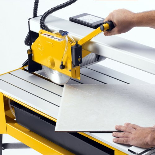 Qep 83200 24 Inch Bridge Tile Saw With Water Pump And