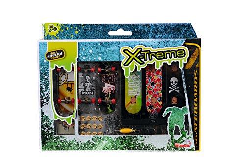 Simba Toys - Monopatín para dedos (Simba)