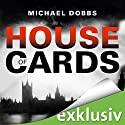 House of Cards (House of Cards 1) Audiobook by Michael Dobbs Narrated by Erich Räuker