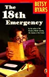 The 18th Emergency (0140314512) by Byars, Betsy
