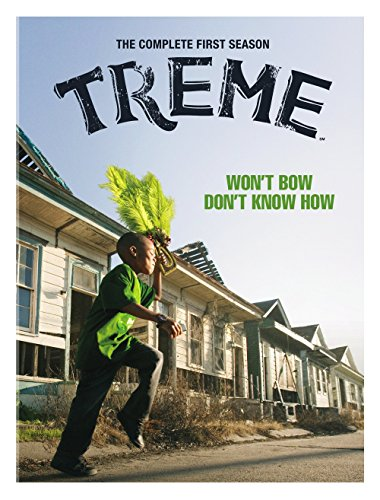 DVD : Treme: The Complete First Season (, Dubbed, Dolby, AC-3, O-Card Packaging)