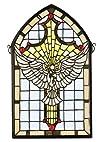 Meyda Tiffany 23249 Dove Cross Window