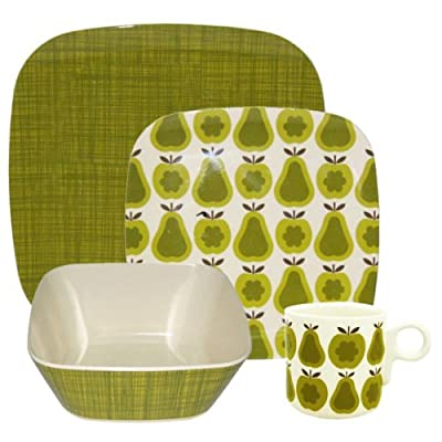 Orla Kiely Green Apple &amp; Pear Collection : Target from target.com