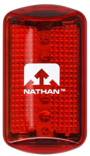 Nathan Nathan Clip-On Deluxe L.E.D. Safety Strobe