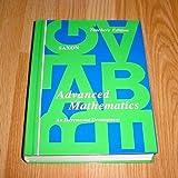 Advanced mathematics: An incremental development (0939798387) by Saxon, John H