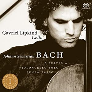 Suiten für Cello Solo ( Single Voice Polyphony I )