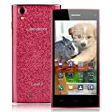 LEAGOO® Lead 3 4.5'' Android 4.4 Kitkat OS Unlocked 3G Smartphone -- IPS QHD TouchScreen MTK6582 Quad Core Mobile Phone Dual SIM 4G ROM Cellphone GPS WIFI Bluetooth 4.0 Android App Store for Orange O2 Vodafone 3 network T-Mobile Tesco Mobile Virgin Mobil