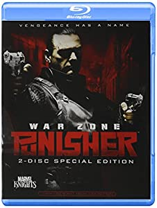 Punisher: War Zone [Blu-ray] by Lions Gate