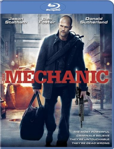 Blu-ray : The Mechanic (, Dolby, AC-3, Widescreen)
