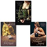 Jean Plaidy Jean Plaidy The Medici Trilogy Collection 3 Books Set, (The Italian Woman, Queen Jezebel and Madame Serpent)
