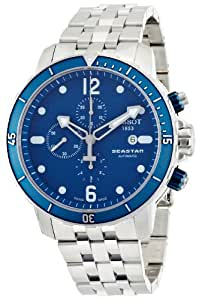Amazon.com: Tissot Men's T066.427.11.047.00 Blue Dial