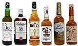 ウイスキー バラエティーセット 6本