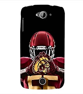 Baseball Player 3D Hard Polycarbonate Designer Back Case Cover for Acer Liquid Z530 :: Acer Liquid Z530S