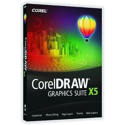 CorelDRAW Graphics Suite X5 (PC)