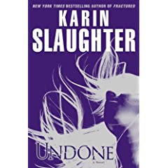 Undone (Genesis) - Karin Slaughter | Stitch and Bear