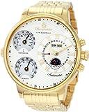 Burgmeister Men's Automatic Wristwatch Montana BM309-289 XXXL (54mm)