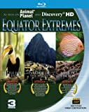 Image de Equator Extremes: Blu-ray 3 pack (Battle for the Light, Paradox of the Andes, River of the Sun)