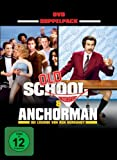 Old School / Anchorman [2 DVDs]