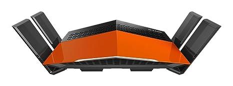 D-Link DIR-869 Routeur bibande 5 Gigabit Ports Wi-Fi Orange