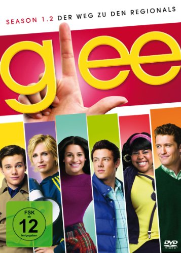 Glee - Season 1.2 [3 DVDs]