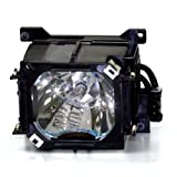 Liberty Brand Replacement Lamp for EPSON ELPLP28 including generic housing and brand new Philips lamp