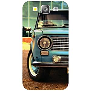 Samsung I9300 Galaxy S3 My Car Matte Finish Phone Cover