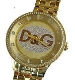 [ディー&ジー] D&G TIME ドルガバ PRIME TIME メンズ腕時計 DW0379  (並行輸入品)