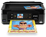 51fsF7Qy%2B6L. SL160  Epson Expression Home XP 400 Wireless All in One Color Inkjet Printer, Copier, Scanner.  Prints from Tablet/Smartphone. AirPrint Compatible (C11CC07201)