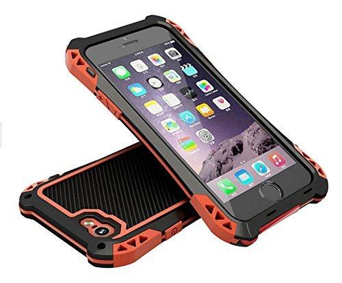 AMIRA 4.7BK iPhone 6専用 iPhone6 ケース 4.7インチ 最強ケース 耐衝撃、防塵、生活防水 SFNEW-110