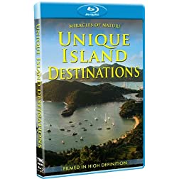 Miracles of Nature-Unique Island Destinations - Filmed in HD [Blu-ray]