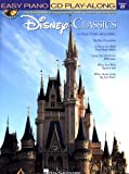 Disney Classics - Easy Piano Play-Along Volume 23 - Book and CD Package