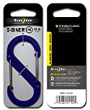 Nite Ize S-Biner Plastic Size #4 - Blue