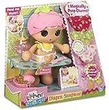 Lalaloopsy Babies Diaper Surprise Blossom Flowerpot Doll
