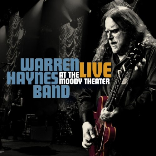 Warren Haynes Band – Live at the Moody Theater (3CD Box Set) (2012) [FLAC]