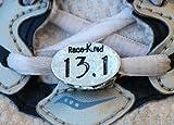 Race-kred 13.1 Half Marathon Runner Shoe Charm Gift