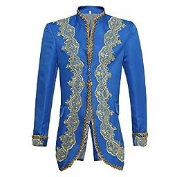 Mens luxury Casual Suit Slim Fit Stylish Blazer Coats Jackets & Vest & Trousers